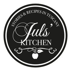 when in Tuscany - foodie guide by Juls' Kitchen