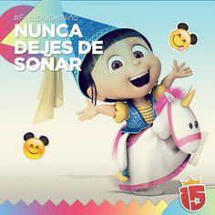 Hoy celebramos el derecho a jugar y a soñar por siempre!  #FelizDiaDelNiño!  #Enjoy15