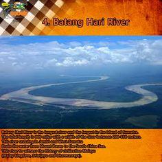 4. Batang Hari River