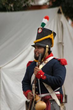 Mexican Army 1820's - 1830's Line Regiment