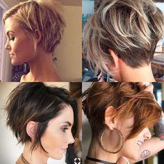 hair & beauty hair cuts, short hair styles и hai Pixie Hairstyles, Pretty Hairstyles, Pixie Haircuts, Blonde Hairstyles, Short Hair Cuts, Short Hair Styles, Short Hair Outfits, Hair Brained, Great Hair
