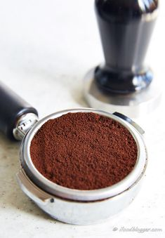 A comprehensive guide on how to make espresso at home like a pro. Homemade espresso will cost you 10 times less and will rival best espressos out there. Ground coffee.