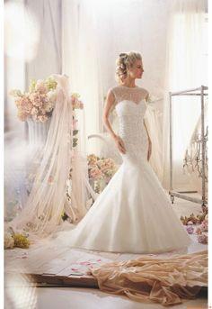 Vestidos de noiva Mori Lee 2603 Mori Lee 2014