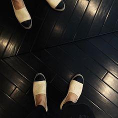 Chanel Espadrilles by saansh