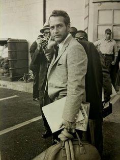 classic Paul Newman.