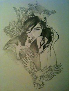 Audrey Kawasaki's art is incredible