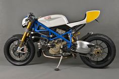 "Radical Ducati S.L.: MALIZIA a ""radicallized"" 1098 by SHED X"