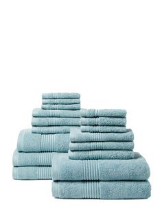 Ultimate Towel Set (17 PC) by Ultimate at Gilt