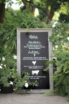 Emi Rose Photography | Hand Lettered Wedding Signs by AllieWitDesigns Spinach Strawberry Salad, Spinach Salad, How To Carmalize Onions, Angus Steak, Vegetable Seasoning, Fresh Bread, Rose Photography, Fresh Herbs, Grilled Chicken
