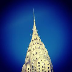 Chrysler #newyork #nyc Art Deco Buildings, Chrysler Building, Amazing Buildings, Art Deco Design, Cities, Around The Worlds, Nyc, Christian, Christians