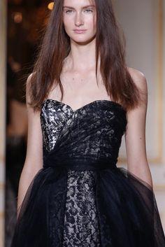 Giambattista Valli Spring 2013 Couture Fashion Show Details