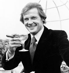 . Roger Moore