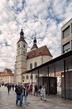 Neupfarrkirche Regensburg.