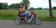 Neues Angebot: Easy Riding auf der Watteninsel.