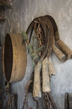 """The Folk Museum in Folegandros, is a quaint museum. In fact is a representative sample of a traditional farm of the century, called """"themonia"""" by the. Greeks, Greek Islands, Terra, Folk, Museum, History, Country, Greek Isles, Historia"""