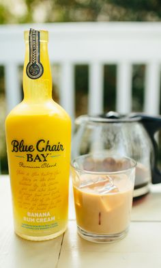 Archives: Recipes on Blue Chair Bay® Banana Rum Recipes, Banana Rum Drinks, Coffee Cocktails, Cocktail Drinks, Cocktail Recipes, Party Drinks, Fun Drinks, Alcoholic Drinks, Beverages