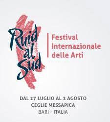 #Ruidalsud, I^ Edizione Italiana, dal 27 luglio al 02 agosto 2015 #Bari (Ba)