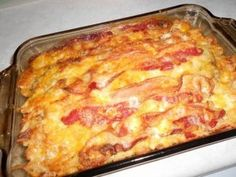 Lo Carb Cafe -- Ep 12 -- Cheeseburger Casserole - YouTube
