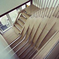 Woodwork. Staircases. Paola Calzada @nancy_badawi_designs #architect #architecture #archiporn #architectureschool #architecturestudent #paolacalzada #interiordesign #design #designer #wood #woodworking #french #france #curves #eat #restaurant #art #artist #create #gekkoe #passion #work #staircases #sketch #paris #london #amsterdam #australia Gekkoe is everywhere  GET YOUR INVITE on www.gekkoe.com #comingsoon