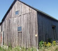 Old Barns and Wooden Beams for sale