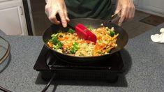 Vegan Vegetable stir-fry