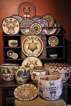 ~Hopi Baskets~