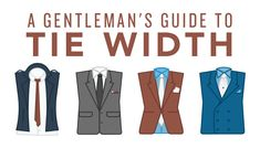 From skinny to superwide, here's how to properly deploy your neckwear.