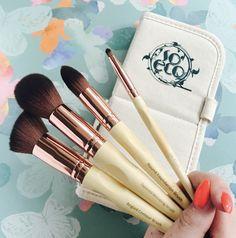 Vegan makeup brushes by So Eco Vegan Makeup, Natural Skin Care, Makeup Brushes, Skincare, Beauty, Skin Care, Cosmetology, Brushes
