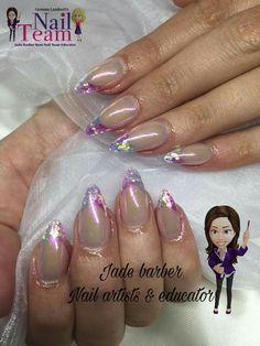 Sands, Glitter Nails, Beauty, Design, Glittery Nails, Beauty Illustration