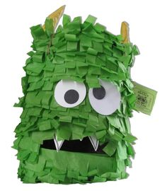 Toddler Style Bugger Monster Pinata by NatureCurios on Etsy, $20.00