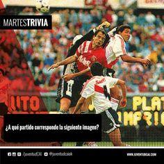 #MartesTrivia Respoder: Resultado, cancha y torneo. Pista: Año 1993.