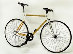 DesignApplause | A new bamboo bike.