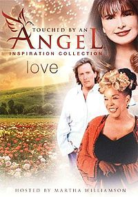 Touched by an Angel is an American drama series that premiered on CBS on September 1994 and ran for 211 episodes and nine seasons until its conclusion on April Roma Downey Della Reese John Dye Valerie Bertinelli Drama Series, Tv Series, Jasmine Guy, John Dye, Della Reese, Roma Downey, Angels Touch, Touched By An Angel, Mcleod's Daughters