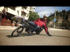 New recumbent bike trades handlebars for a joystick