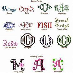 Image result for Cricut Monogram Font Free Download