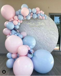 Home Decoration Ideas Cheap Eddie's Christening balloon setup in light blue white and gold balloons Setup & Desserts Balloons Decoration Ideas Cheap Eddie's Christening balloon setup in light blue white and gold balloons Setup & Desserts Balloons Gender Reveal Balloons, Gender Reveal Party Decorations, Balloon Decorations, Birthday Party Decorations, Birthday Parties, Gender Party, Baby Gender Reveal Party, Deco Baby Shower, Baby Shower Parties