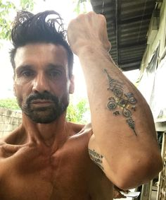 "2,085 Likes, 36 Comments - Frank Grillo (@frankgrillo1) on Instagram: ""Second arm done by the master #Teung in #Bangkok. #lifechanging I've been blessed and protected…"""