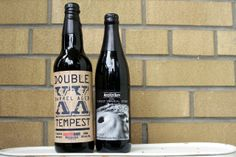 Two great Canadian beers for your cellar.