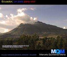 Volcán Imbabura, el ícono de la provincia
