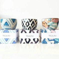 The perfect gift! New Talulah homeware available at Something Nice