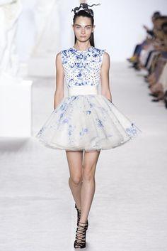 Giambattista Valli - Haute Couture Paris Fall 2013