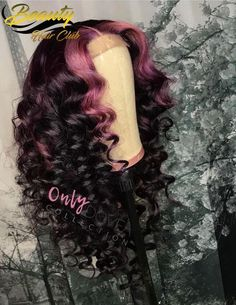 Ombre lace front wigs 130 150 180 density pre plucked baby remy hair handwoven cotton band inkle loom woven cotton strap belt sash braid trimming for costume Curly Hair Styles, Natural Hair Styles, Birthday Hair, Hair Laid, Love Hair, Ombre Hair, Pastel Hair, Balayage Hair, Braided Hairstyles