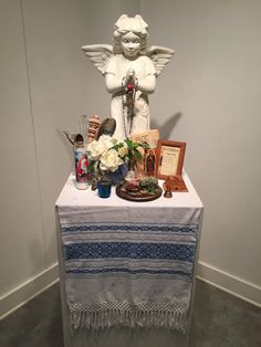 #Altars on exhibit at #KaccKerrville through May 17th.  www.kacckerrville.com
