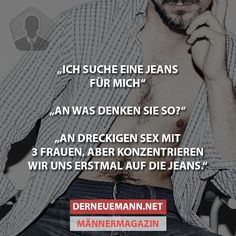 Jeans #derneuemann #humor #lustig #spaß