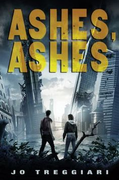 Ashes, Ashes by Jo Terggiari
