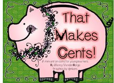 FREE terrific resources for counting money. Also on the same post - telling time freebies. From First Grade Wow