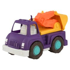 Wonder Wheels Excavator, Toy Vehicles