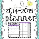 Updated July 2014: {free} beautiful printable planner on teachers pay teachers (this is always one of my favs)