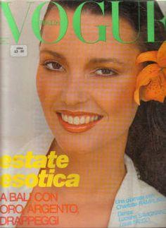 DALMA CALLADO - VOGUE ITALY - JUN 1980*