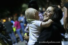 Loving on a baby from the streets -- pure love!!